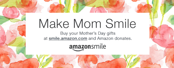 Support Norcal Bulldog Rescue when you purchase a Mother's Day gift from AmazonSmile